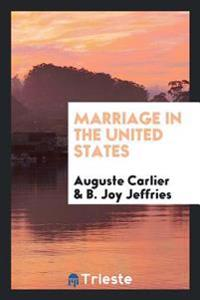 Marriage in the United States