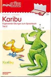 miniLÜK Karibu 3: Übungen zum Sprachheft 2