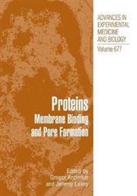 Proteins: Membrane Binding and Pore Formation