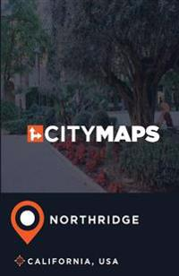 City Maps Northridge California, USA
