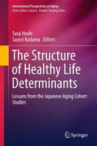 The Structure of Healthy Life Determinants
