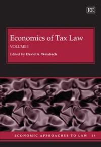 Economics of Tax Law