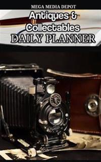 Antiques & Collectables Daily Planner Book