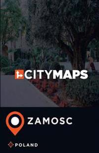 City Maps Zamosc Poland