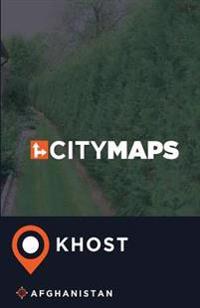 City Maps Khost Afghanistan