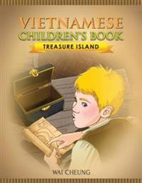 Vietnamese Children's Book: Treasure Island