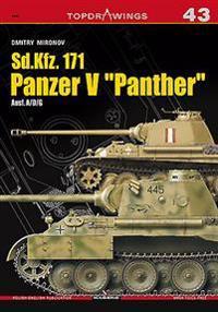 """SD.Kfz. 171 Panzer V """"Panther"""": Ausf. A/D/G"""