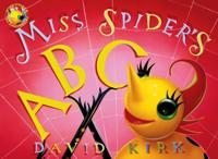 Miss Spider's ABC: 25th Anniversary Edition