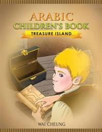 Arabic Children's Book: Treasure Island