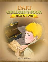 Dari Children's Book: Treasure Island