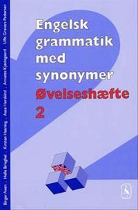 Engelsk grammatik med synonymer