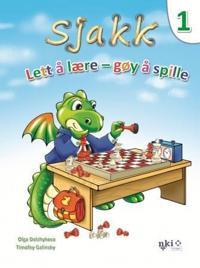 Sjakk; lett å lære - gøy å spille 1