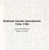 Östkinds härads nämndemän 1594-1700