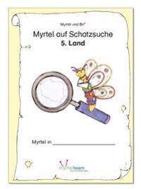 """""""Myrtel und Bo"""" - Myrtel auf Schatzsuche - 5. Land: Polen"""