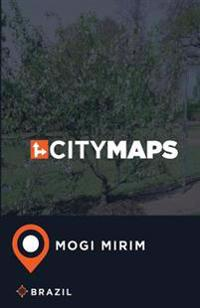 City Maps Mogi Mirim Brazil