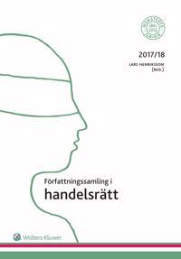 Författningssamling i handelsrätt : 2017/18