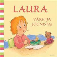 Laura. värvi ja joonista!