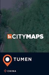 City Maps Tumen China