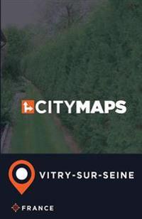 City Maps Vitry-Sur-Seine France