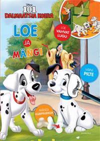 101 dalmaatsia koera. loe ja mängi