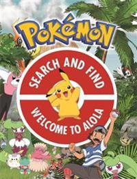 Official pokemon search and find: welcome to alola