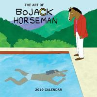 Bojack Horseman 2019 Calendar