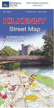 Kilkenny Street Map