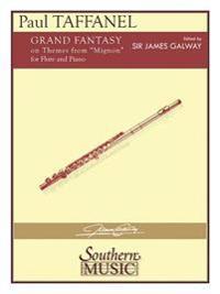 Grand Fantasy on Mignon: Flute Solo with Piano