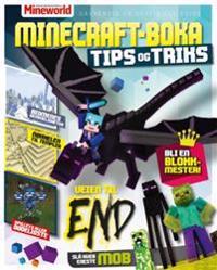 Minecraft-boka -  pdf epub