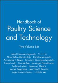 Handbook of Poultry Science and Technology 2 Volume Set