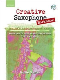 Creative Saxophone Workbook + CD