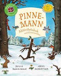 Pinnemann. Aktivitetsbok med klistremerker - Julia Donaldson | Ridgeroadrun.org