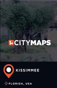 City Maps Kissimmee Florida, USA