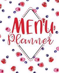 Menu Planner: Healthy Meal Planner & Food Journal for Weight Loss