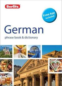 Berlitz German phrase book & dictionary