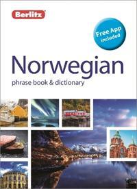 Berlitz Norwegian Phrase Book & Dictionary