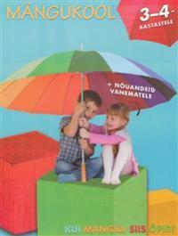 Mängukool 3-4 aastastele + nõuandeid vanematele