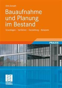 Bauaufnahme Und Planung Im Bestand