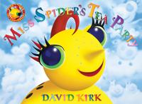 Miss Spider's Tea Party: 25th Anniversary Edition