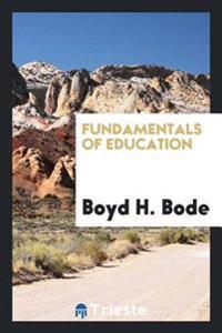 Fundamentals of Education