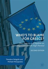 Who's to Blame for Greece?