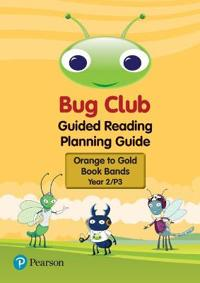 Bug Club Guided Reading Planning Guide - Year 2 (2017)