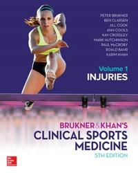 Brukner & Khan's Clinical Sports Medicine Injuries