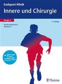 Endspurt Klinik Skript 3: Innere und Chirurgie - Verdauungssystem, Abdomen