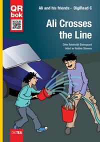 Ali Crosses the Line - DigiRead C