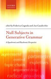 Null Subjects in Generative Grammar