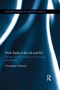 Think Tanks in the US and EU