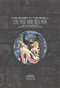 The Ghost in the Shell Complete Set