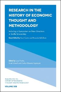 Including a Symposium on New Directions in Sraffa Scholarship