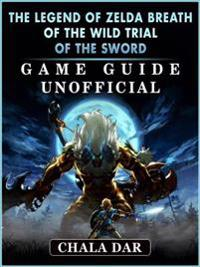 Legend of Zelda Breath of The Wild Trial of the Sword Game Guide Unofficial
